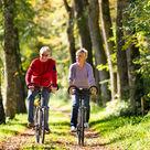 Sortie amoureuse en vélo à Chambéry