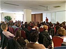 80 participants à notre journée du 23 novembre à Aix-les-bains !!