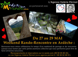 Week-end Rando-Rencontre