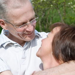Monique et Gérard