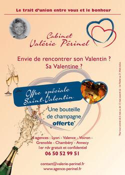 Envie de rencontrer votre Valentin, votre Valentine ?
